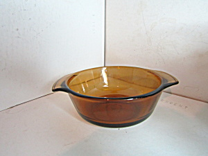 Vintage Anchor Hocking Small 12 Ounce Casserole