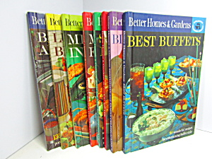 Better Homes & Gardens Creative Cooking Library