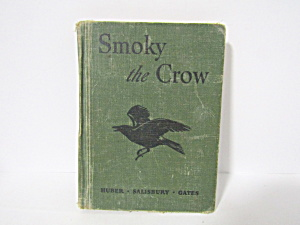 Vintage Reader Smoky The Crow