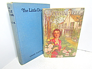 Vintage Book Set By Louise Platt Hauck