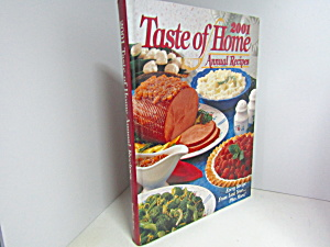 Taste Of Home Annual Recipes 2001