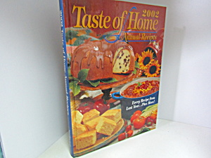 Taste Of Home Annual Recipes 2002
