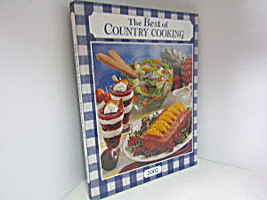 Taste Of Home The Best Of Country Cooking 2002