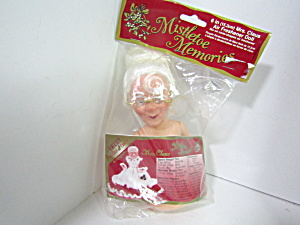 Fibre-craft Mistletoe Memories Air Freshener Mrs Clause