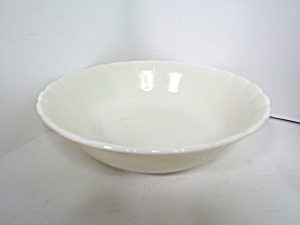 Elegant Macbeth-evens Chinex Classic Ivory Serving Bowl