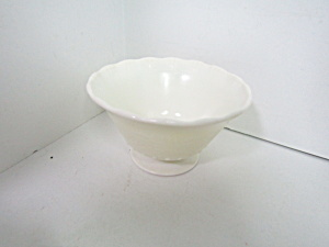 Elegant Macbeth-evens Chinex Classic Ivory Dessert Bowl