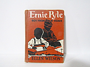 Vintage Books Ernie Pyle Boy From Back Home