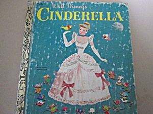 Little Golden Book Disney's Cinderella