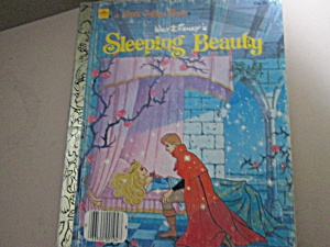 Golden Book Walt Disney's Sleeping Beauty