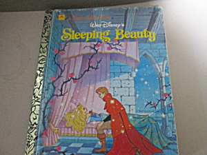 A Little Golden Book Disney's Sleeping Beauty
