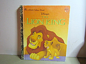 Little Golden Book Disney's The Lion King