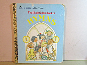 The Vintage Little Golden Book Of Hymns