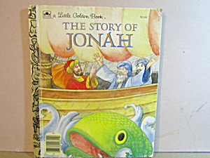 Little Golden Book The Story Of Jonah