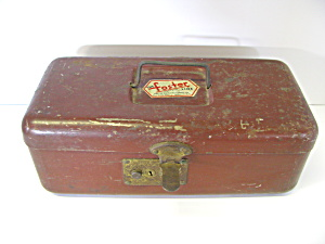 Vintage Tool / Tackle / Sewing Storage Box