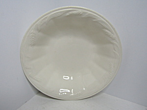 Royal Staffordshire Ironstone Wheat Vegetable Bowl