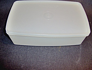 Vintage Tupperware Rectangle Storage Container