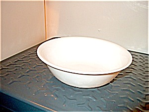 Vintage Corelle Winter Frost White Cereal Bowl