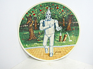 First Editionwizard Of Oz Plate If I Only Had A Heart