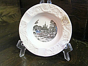 Vintage Wedgwood The Governor's Palace Ashtray