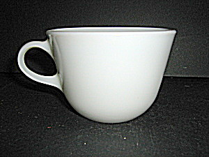 Pyrex Winter White Coffee/tea Cup