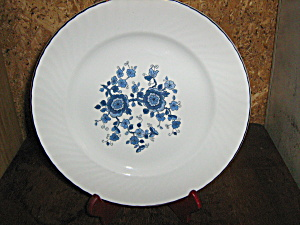 Wedgewood Royal Blue Dinner Plate