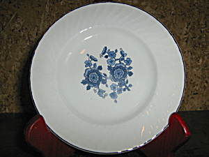 Wedgewood Royal Blue Desseart/pie Plate.