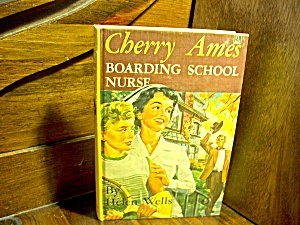 Vintage Cherry Ames Boarding School Nurse #17