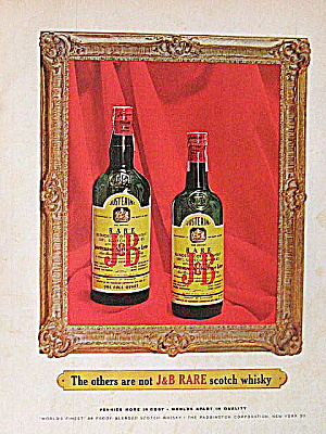 Beer & Spirits Ads- Vintage1951, 1956, 1957, 1964