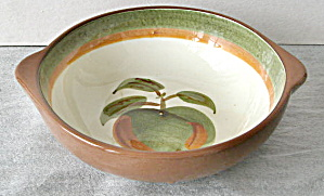 Stangl Orchard Song Pattern Cereal Bowl 1960