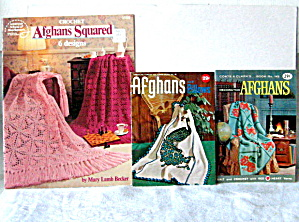 Afghan Design Patterns 1960