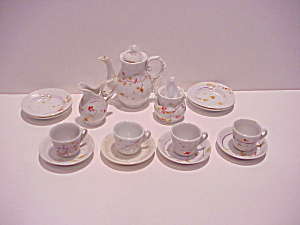 Rs Prussia Child Tea Set