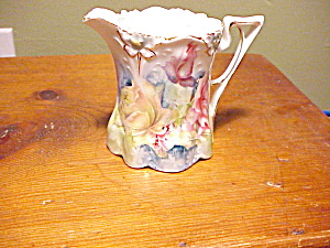 Rs Prussia Lily Mold Creamer