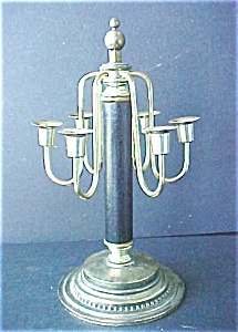 Vintage Metal Smaller Sized Candelabrum