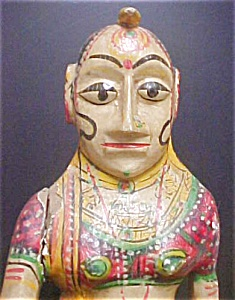 Asian Indian Female Figure - 20th Century