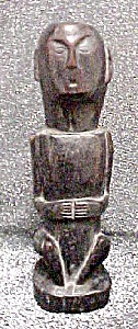 Sumba, Indonesia Carved Ancestor Figure