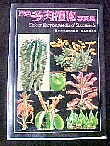 Colour Encyclopaedia Of Succulents