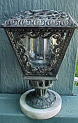 Victorian Style Street Lamp Candle-holder