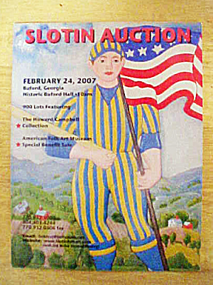 Slotin Auction Catalog - February 2007