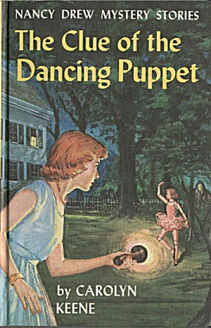 The Clue Of The Dancing Puppet - Nancy Drew #39
