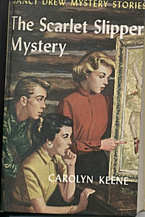 The Scarlet Slipper Mystery - Nancy Drew #32