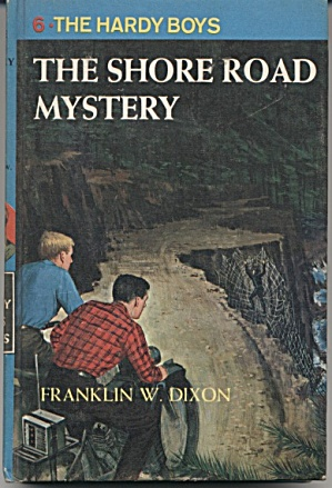 The Shore Road Mystery - The Hardy Boys #6