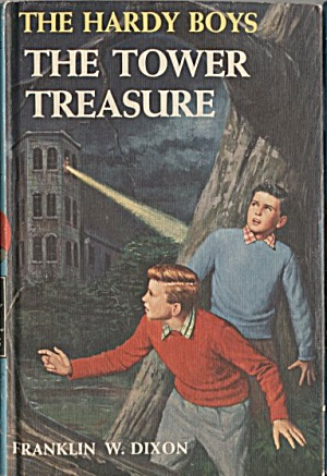 The Tower Treasure - Hardy Boys #1