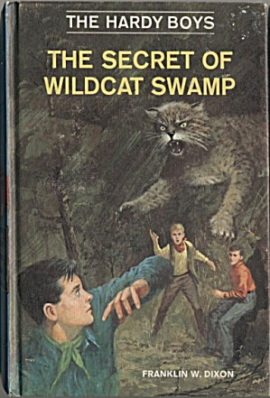 The Secret Of Wildcat Swamp - Hardy Boys #31