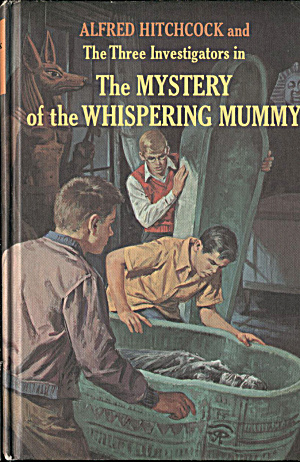 The Mystery Of The Whispering Mummy