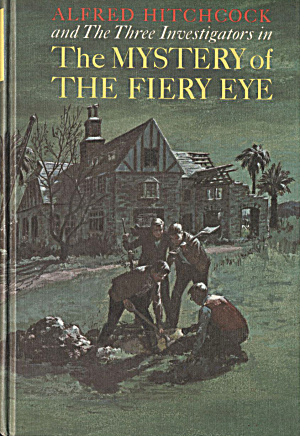 The Mystery Of The Fiery Eye