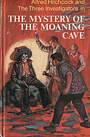 The Mystery Of The Moaning Cave