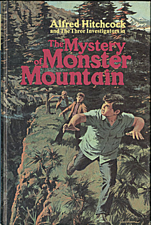 The Mystery Of The Monster Mountain