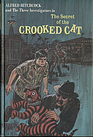 The Mystery Of The Crooked Cat