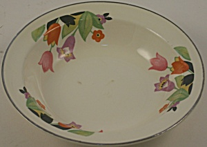 Hall Crocus Fruit/sauce Bowl