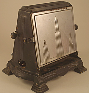 Manning-bowman & Co. Art Deco Toaster